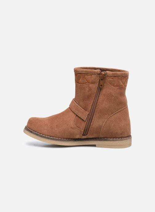Stiefeletten & Boots MTNG 48071 braun ansicht von vorne