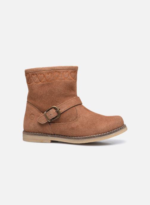 Stiefeletten & Boots MTNG 48071 braun ansicht von hinten