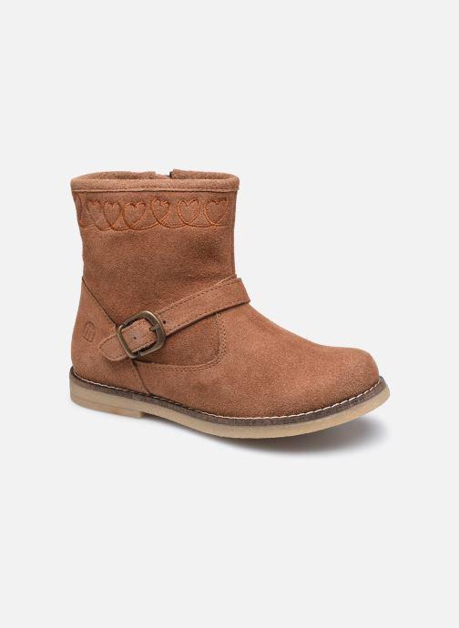 Stiefeletten & Boots MTNG 48071 braun detaillierte ansicht/modell