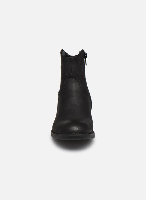 Bottines et boots MTNG 48077 Noir vue portées chaussures