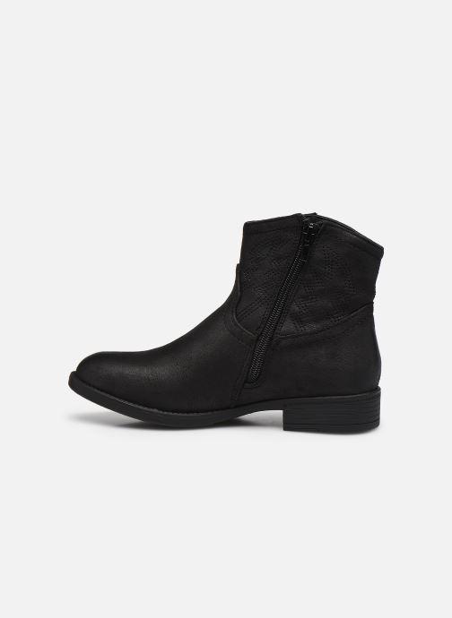 Bottines et boots MTNG 48077 Noir vue face