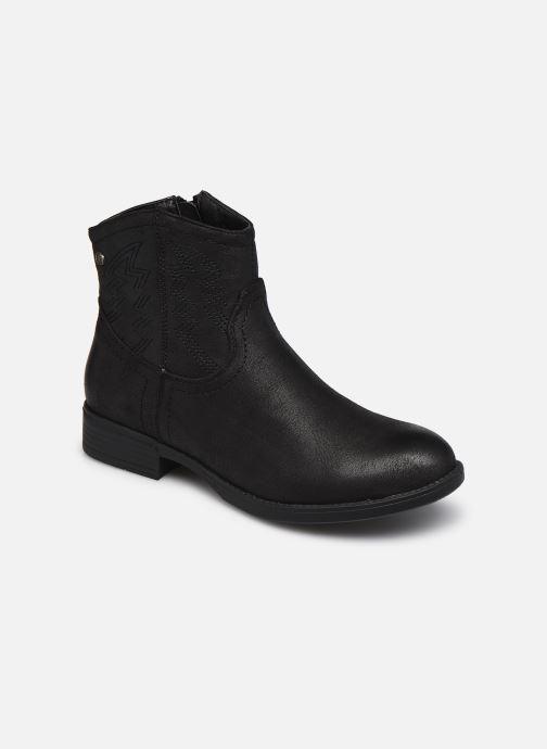 Boots en enkellaarsjes MTNG 48077 Zwart detail