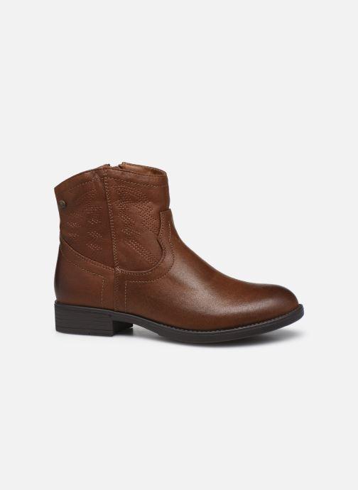 Boots en enkellaarsjes MTNG 48077 Bruin achterkant