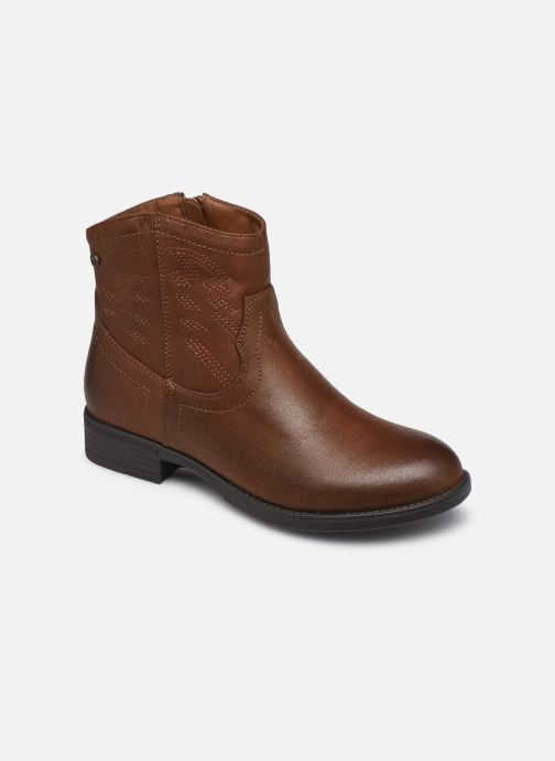 Boots en enkellaarsjes MTNG 48077 Bruin detail