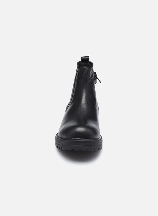 Boots en enkellaarsjes MTNG 48059 Zwart model