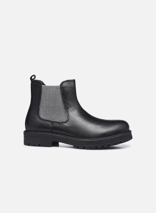 Boots en enkellaarsjes MTNG 48059 Zwart achterkant