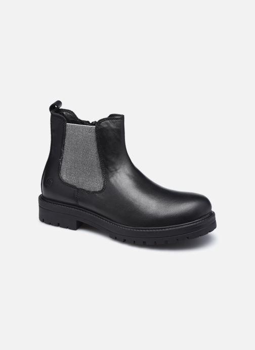 Boots en enkellaarsjes MTNG 48059 Zwart detail