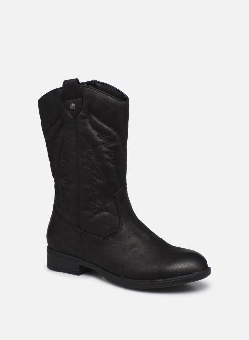 Laarzen MTNG 48075 Zwart detail