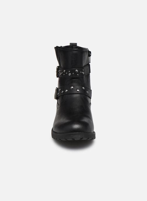 Bottines et boots MTNG 48085 Noir vue portées chaussures