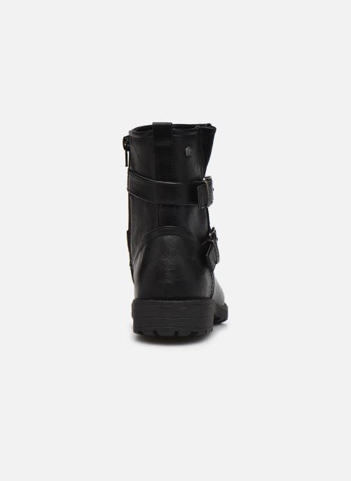 Bottines et boots MTNG 48085 Noir vue droite