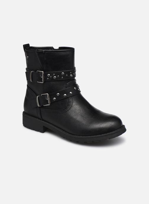 Bottines et boots MTNG 48085 Noir vue détail/paire