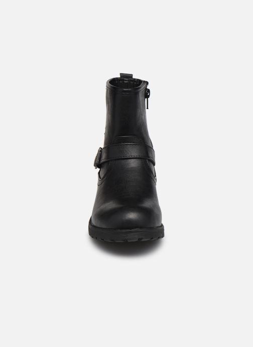 Botines  MTNG 48082 Negro vista del modelo