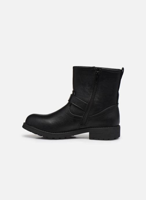 Bottines et boots MTNG 48082 Noir vue face