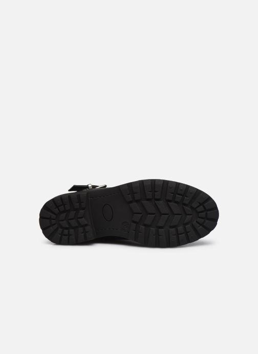 Bottines et boots MTNG 48082 Noir vue haut