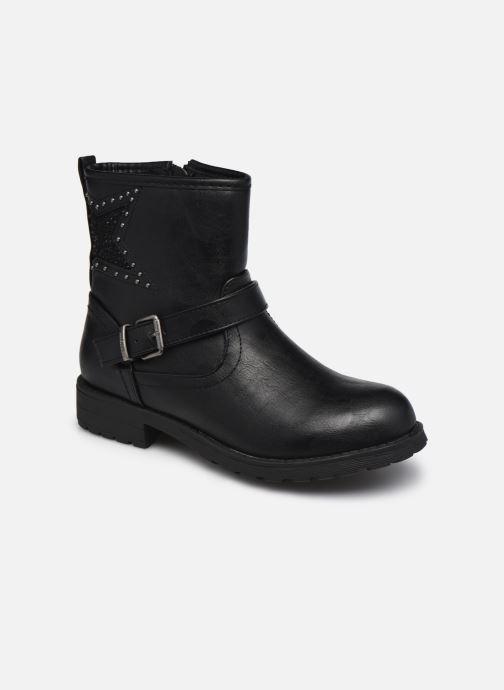 Boots en enkellaarsjes MTNG 48082 Zwart detail