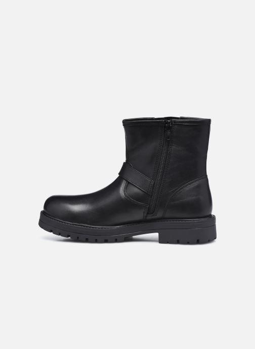 Stiefeletten & Boots MTNG 48058 schwarz ansicht von vorne