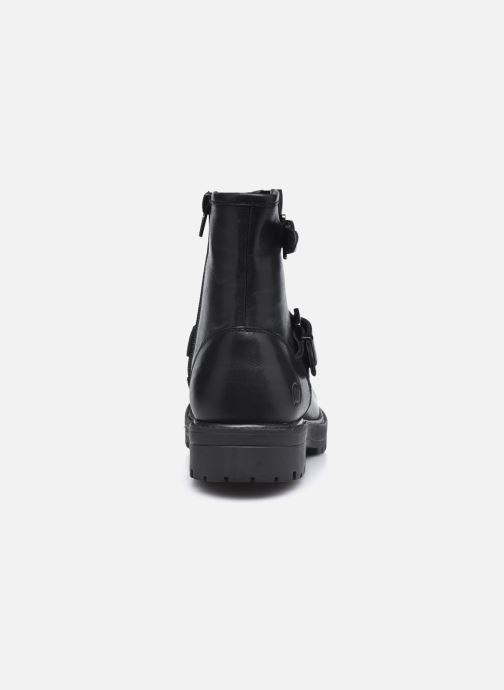 Stiefeletten & Boots MTNG 48058 schwarz ansicht von rechts