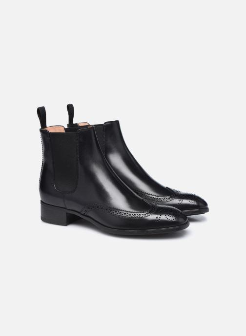 Stiefeletten & Boots Santoni ELOIDE schwarz 3 von 4 ansichten