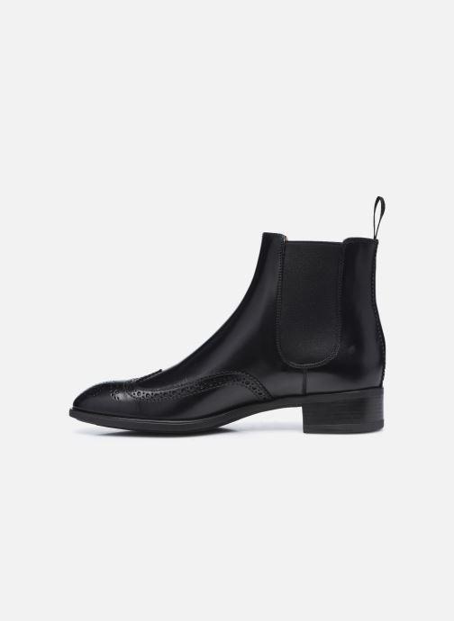 Stiefeletten & Boots Santoni ELOIDE schwarz ansicht von vorne