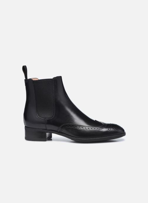 Stiefeletten & Boots Santoni ELOIDE schwarz ansicht von hinten