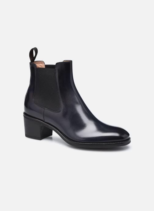 Stiefeletten & Boots Santoni PADMA blau detaillierte ansicht/modell