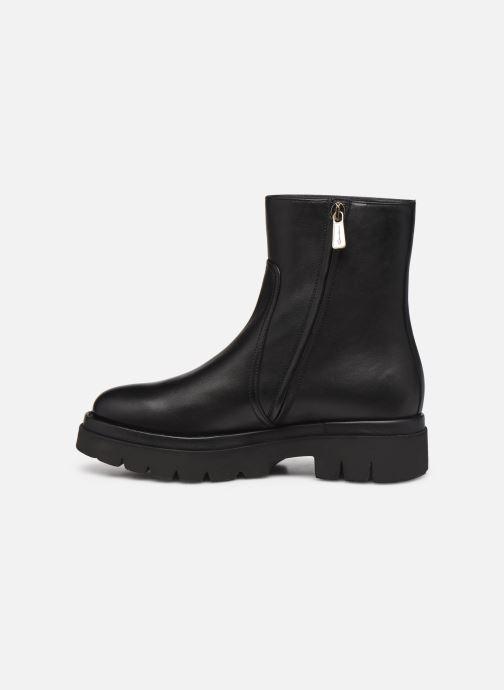 Stiefeletten & Boots Santoni ERIN schwarz ansicht von vorne