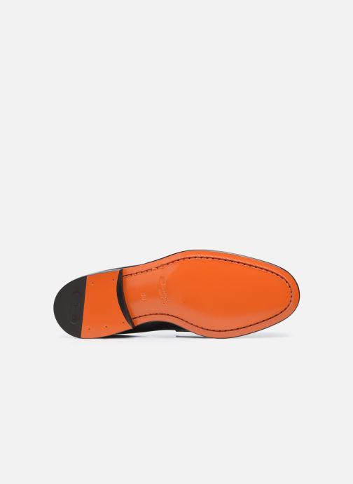 Loafers Santoni QUENTIN Sort se foroven