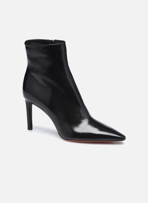 Stiefeletten & Boots Santoni NEW MINA schwarz detaillierte ansicht/modell