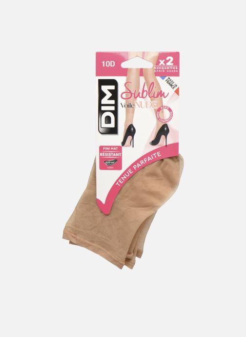 Calze e collant Accessori SUBLIM Socquettes Voile Nude 10D Lot de 2