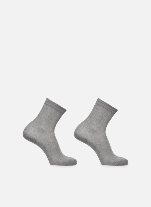 Sokken en panty's Dim GREEN ECOSMART MI CHAUSSETTE LOT DE 2 Grijs model