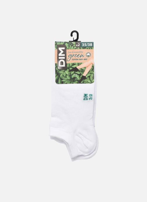 GREEN COTON BIO SOCQUETTE COURTE Lot de 2
