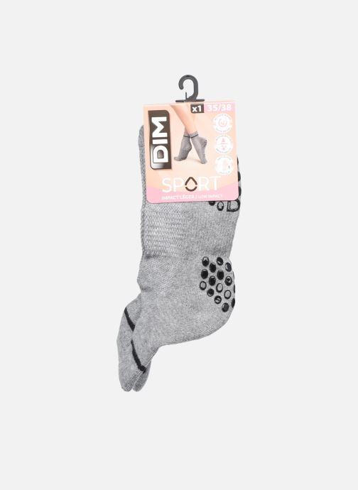 Socken & Strumpfhosen Dim SOCQUETTE YOGA IMPACT LEGER grau detaillierte ansicht/modell
