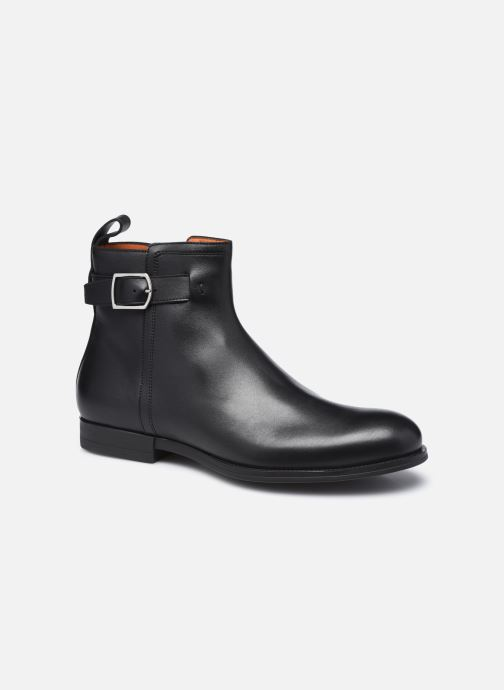 Stiefeletten & Boots Santoni Gregory 17310 schwarz detaillierte ansicht/modell