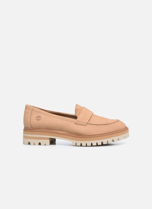 Mocasines Timberland London Square Slip On Marrón vistra trasera
