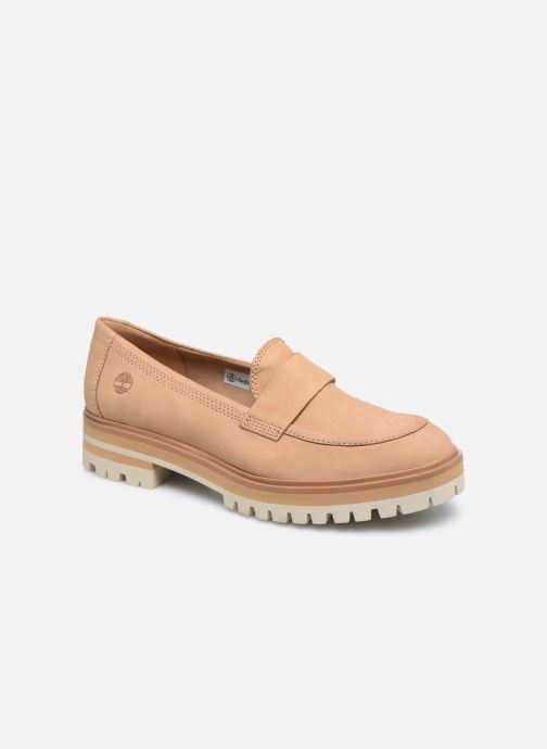 Mocasines Timberland London Square Slip On Marrón vista de detalle / par