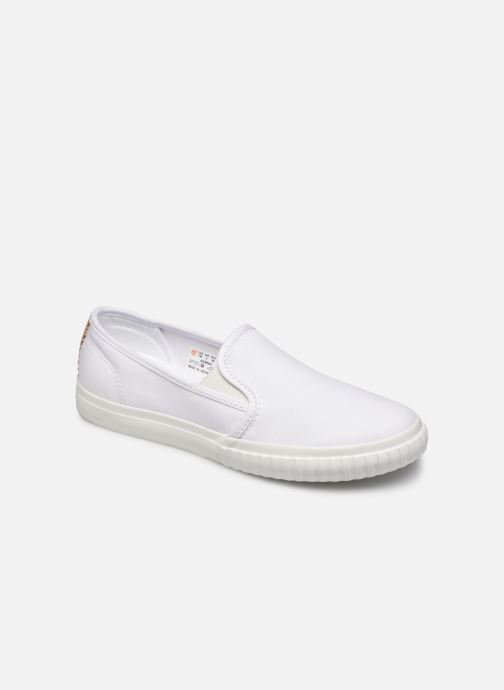 Sneakers Dames Newport Bay Bumper Toe Slip On
