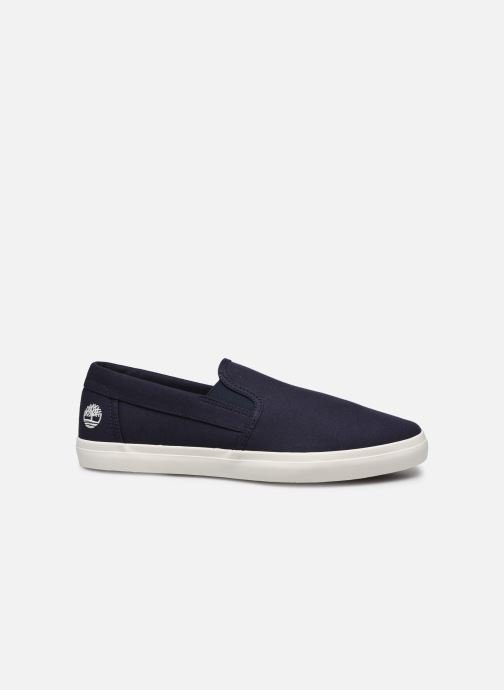 Sneaker Timberland Union Wharf Plain Toe Slip On blau ansicht von hinten