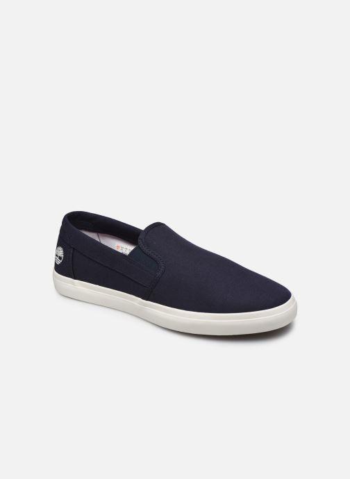 Sneaker Timberland Union Wharf Plain Toe Slip On blau detaillierte ansicht/modell