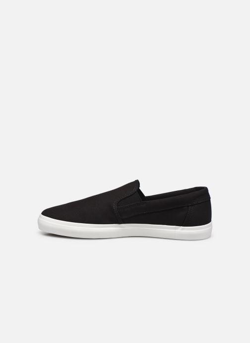 Sneaker Timberland Union Wharf Plain Toe Slip On schwarz ansicht von vorne