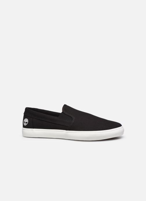 Sneaker Timberland Union Wharf Plain Toe Slip On schwarz ansicht von hinten