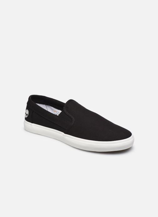 Sneaker Timberland Union Wharf Plain Toe Slip On schwarz detaillierte ansicht/modell