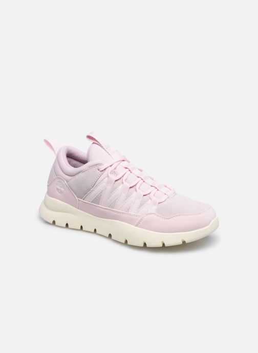Sneaker Timberland Boroughs Project Mixed Super Oxford rosa detaillierte ansicht/modell