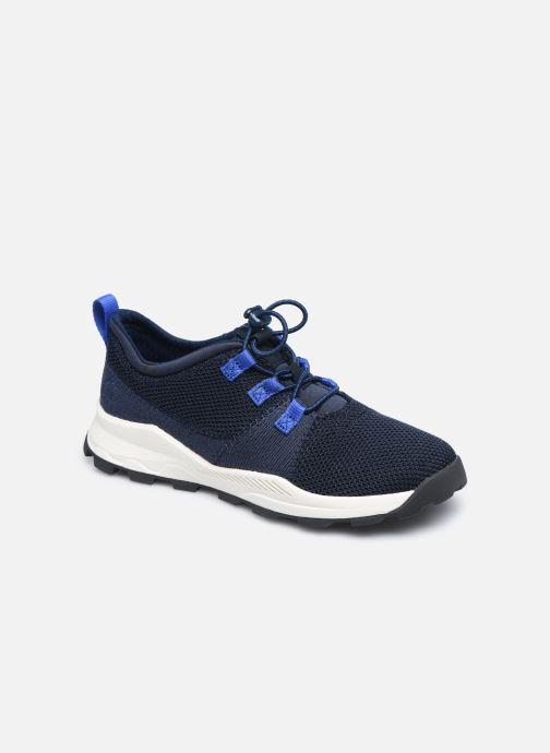 Sneaker Timberland Brooklyn Flexi Knit Ox blau detaillierte ansicht/modell