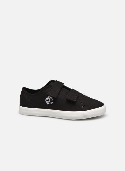 Sneaker Timberland Newport Bay Canvas 2 Strap Ox schwarz ansicht von hinten