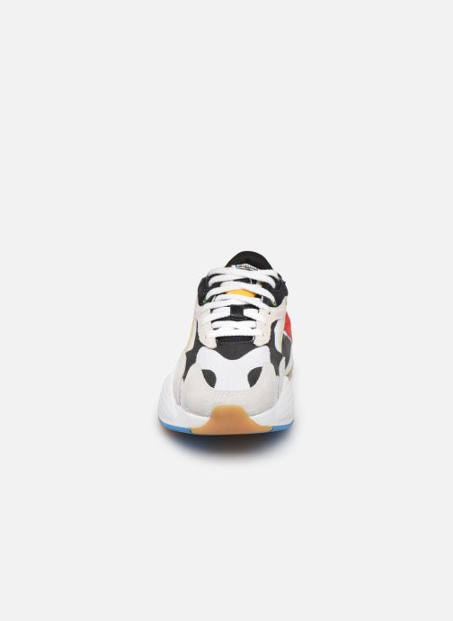 Sneaker Puma RS-X3 Unity Collection W weiß schuhe getragen