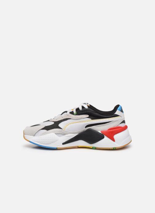 Sneaker Puma RS-X3 Unity Collection W weiß ansicht von vorne