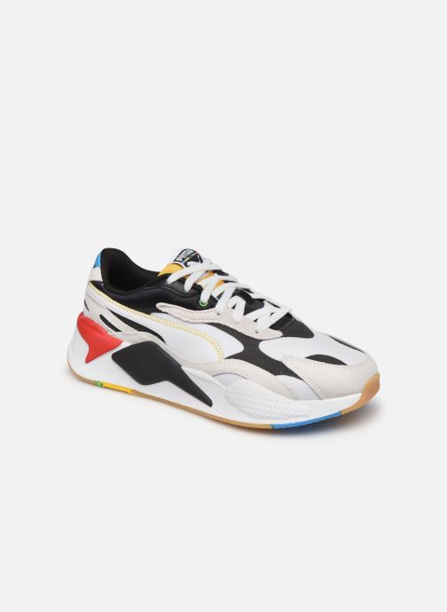 Baskets Puma RS-X3 Unity Collection M Blanc vue détail/paire