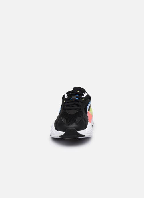 Baskets Puma RS-X3 00 OG W Noir vue portées chaussures