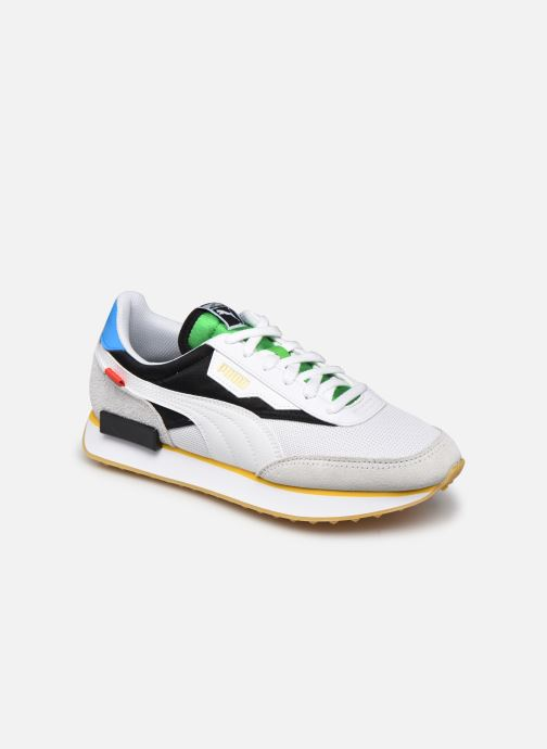 Baskets Puma Future Rider Unity Collection W Blanc vue détail/paire