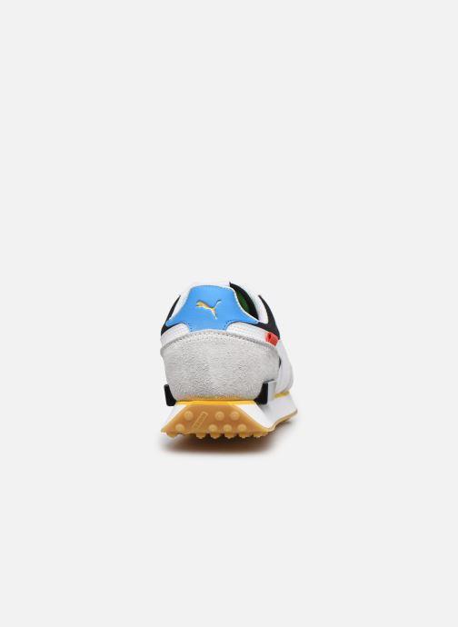 Baskets Puma Future Rider Unity Collection M Blanc vue droite